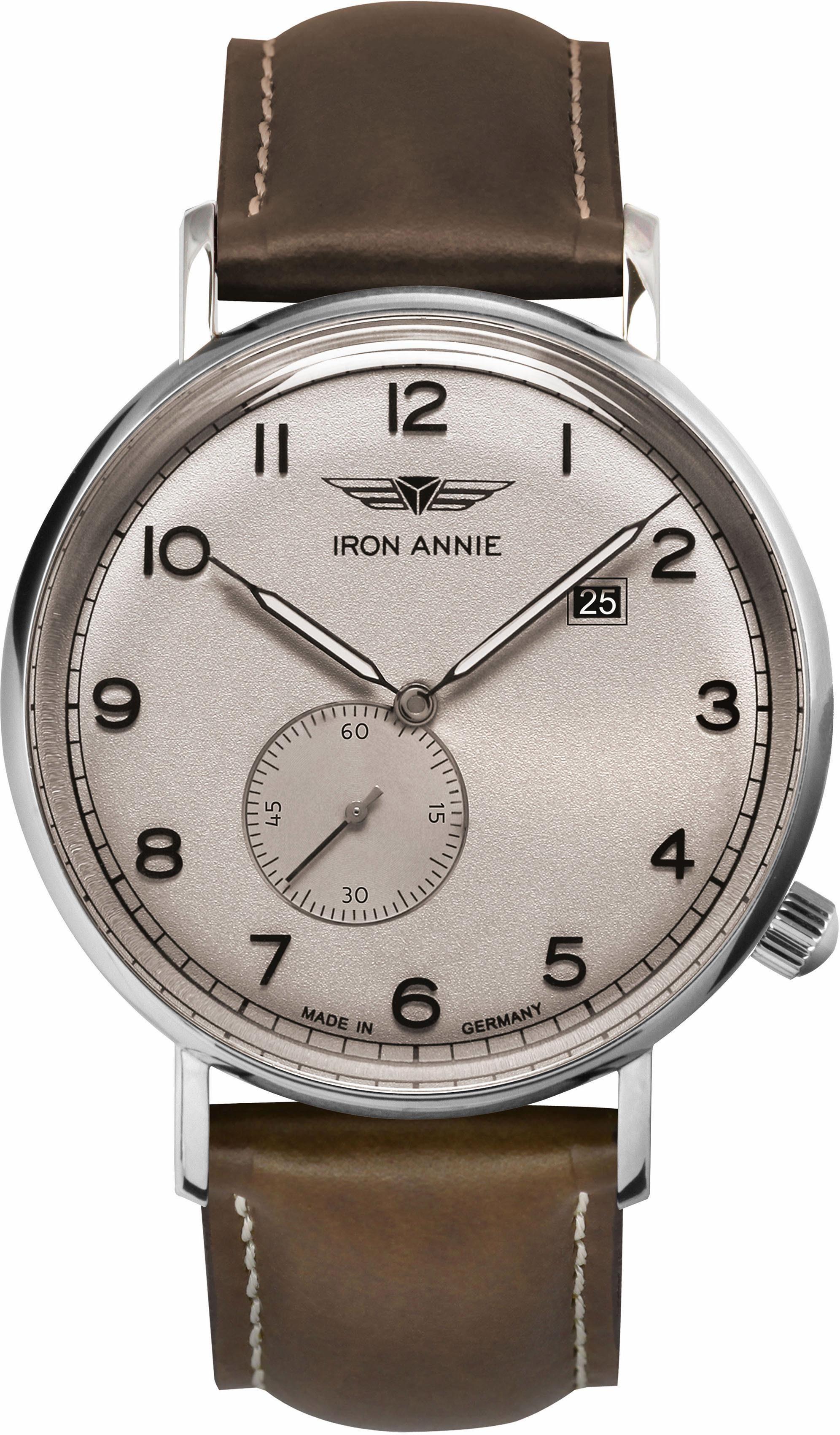 IRON ANNIE Quarzuhr »Amazonas Impression, 59345« Made in Germany