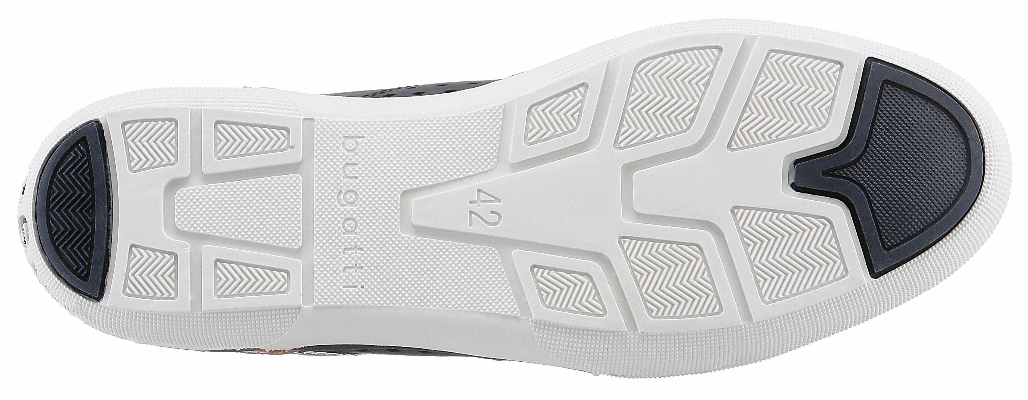 Bugatti Sneaker, mit luftiger Perforierung kaufen  navy