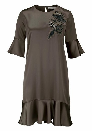 Sportalm Kitzbühel A-Linien-Kleid, mit aufwendiger Stickerei
