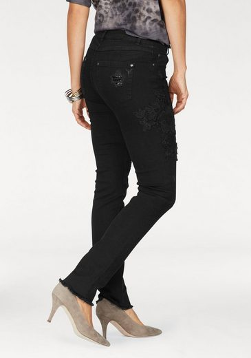 Monari Destroyed Jeans, With Great Details
