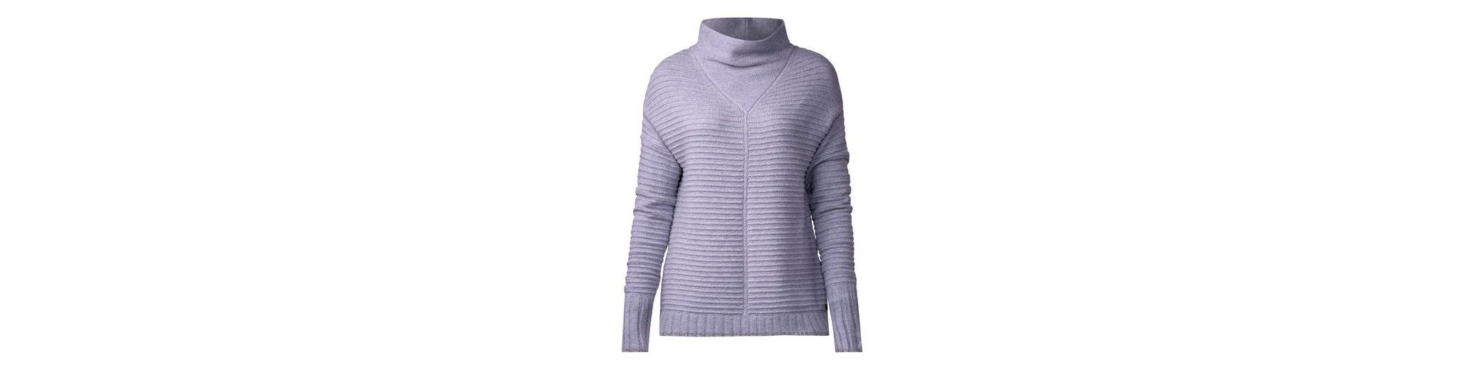 CECIL Streifen Stehkragen Pullover Einkaufen Genießen 3kXWS2JDhS