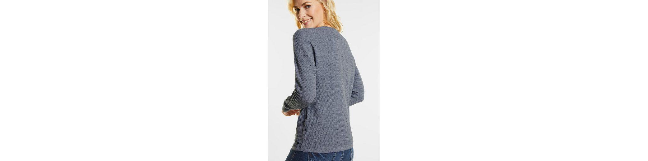 CECIL Struktur Pullover Durchsuchen Verkauf Online L2CUXI