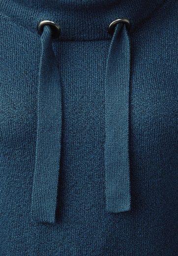 CECIL Sportiver Kuschel-Pullover