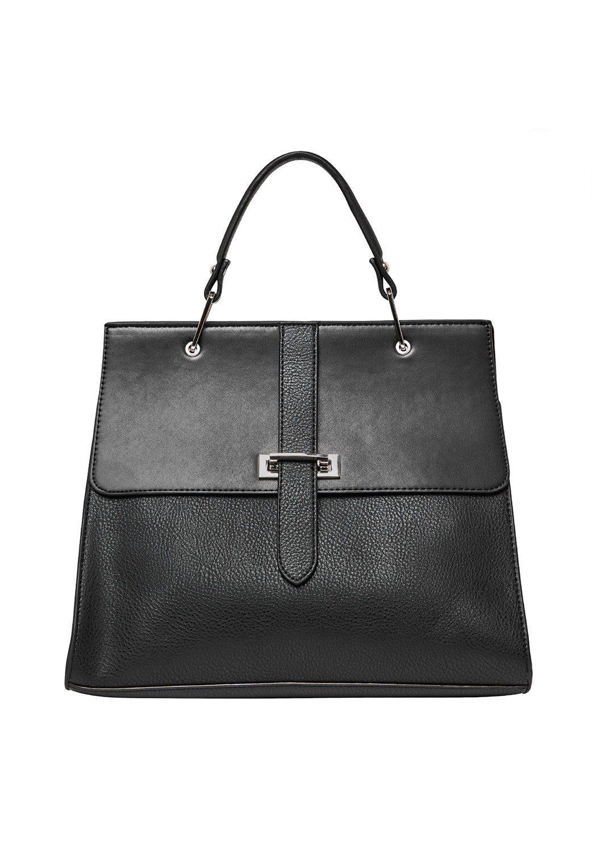 HALLHUBER Handtasche im Materialmix