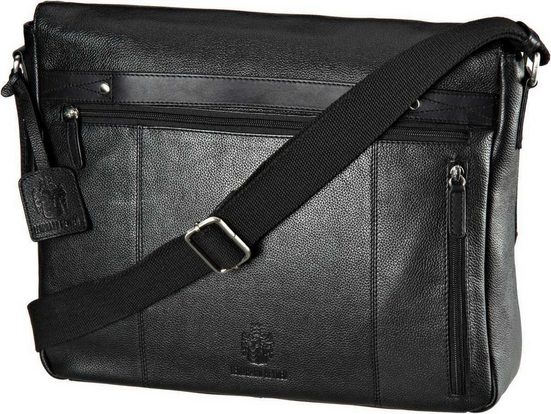 Leonhard Heyden Notebooktasche / Tablet Berlin 4382 Umhängetasche L