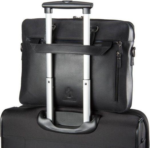 Leonhard Heyden Notebooktasche / Tablet Dakota 7474 RV-Aktenmappe 1 Fach