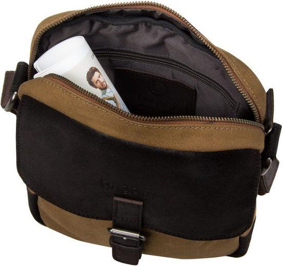 Bugatti Umhängetasche Urbano Shoulder Bag Small