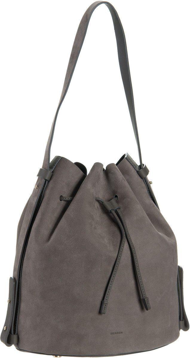 Skagen Handtasche »Mette Bucket« - broschei