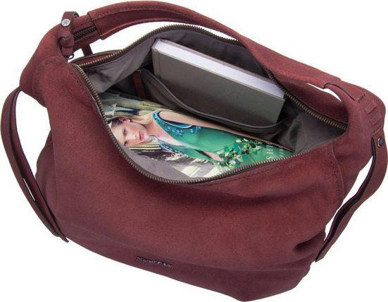 Marc O'Polo Handtasche Hobo Bag M Buff Suede