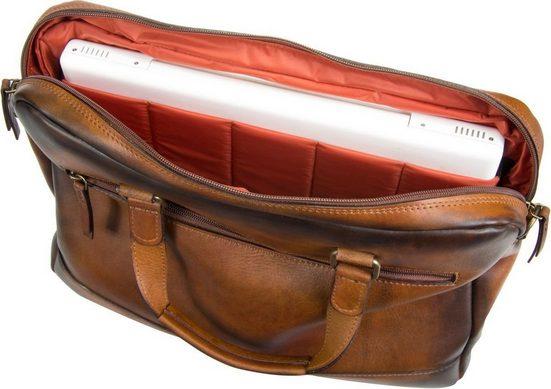 Kurzgrifftasche« 2481 Jost Tablet Notebooktasche »randers wfcqcHzOI