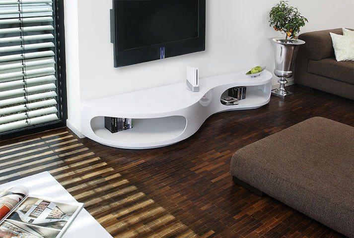 salesfever lowboard wei tchouc online kaufen otto. Black Bedroom Furniture Sets. Home Design Ideas