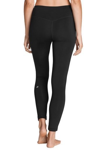Eddie Bauer Crossover Fleece-Leggings - Uni