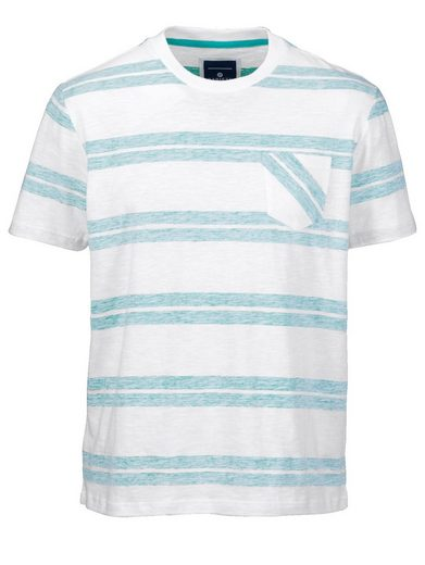 Babista T-shirt From The Inside Printed Stripe Dessin