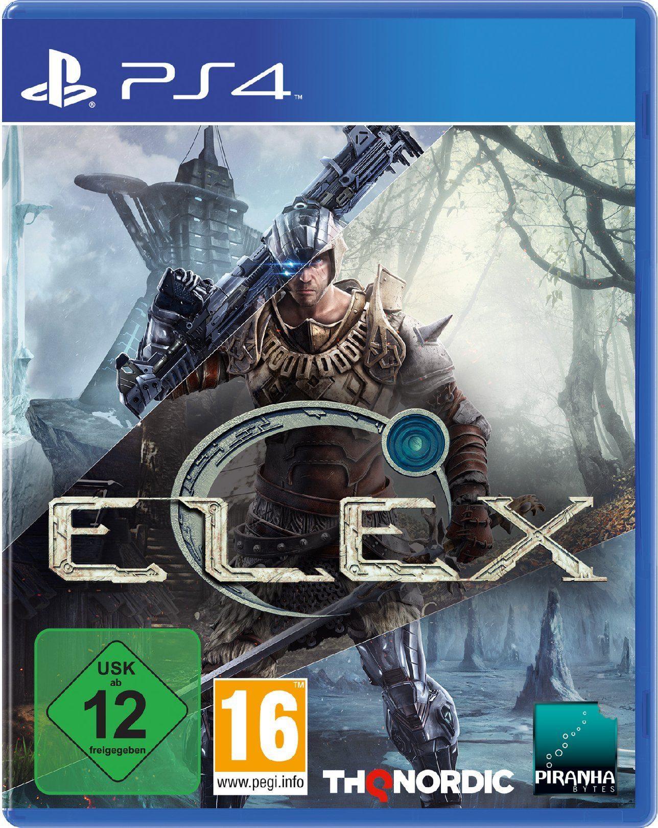 Nordic Games Elex »PS4«