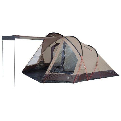 High Peak Chios 5 Campingzelt braun jetztbilligerkaufen