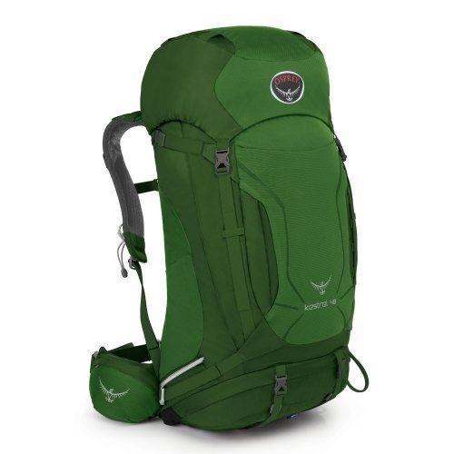 Osprey Kestrel 48 S/M Wanderrucksack grün jetztbilligerkaufen