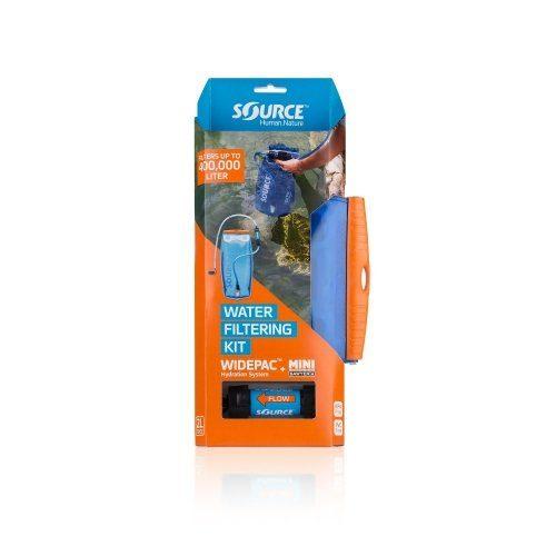 Source Rucksäcke (Trink) »Widepac 2 L + Sawyer Filter«