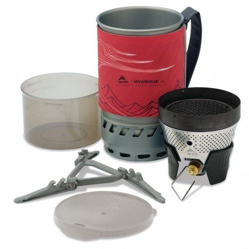 MSR Kocher »WindBurner® Persönliches Kochersystem«