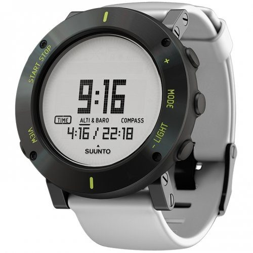 Suunto Outdoorelektronik »Core crush white«