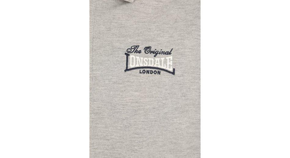 Billig Erkunden Lonsdale Poloshirt mit Logostickerei BUGFORD Neu Große Überraschung Günstiger Preis VkeFln