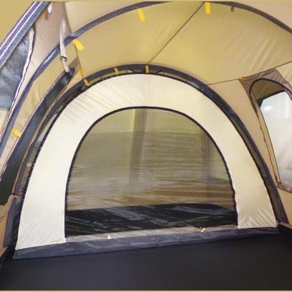 Eureka! Zelt (Zubehör) »Add-a-2P-Room Vis-a-Vis TC Habitat/Vision Compact«