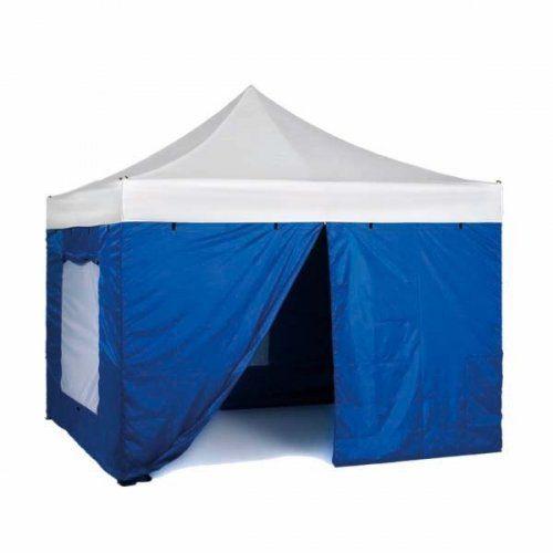 Tentastic Zelte »Seitenwandset Pro Pavillon 3 x 4,5 m«