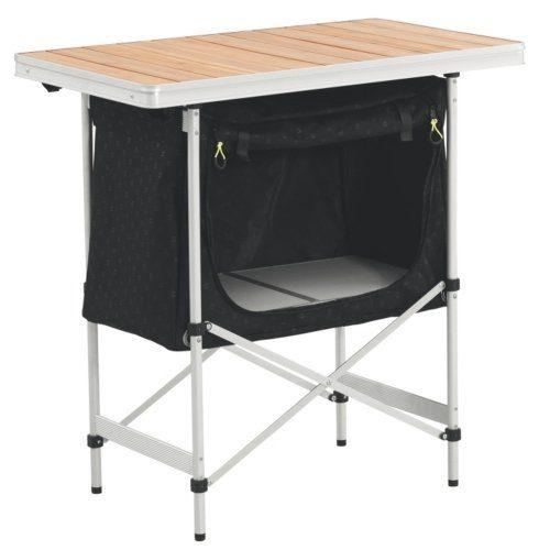 Outwell Campingmöbel »Regina Küchentisch m. Bamboo«