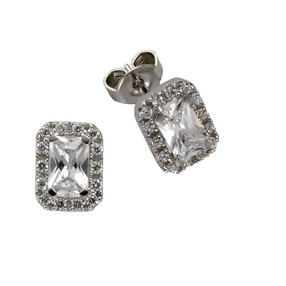 97870b6787a0 CELESTA Ohrstecker »925 - Sterling Silber Zirkonia« online kaufen   OTTO