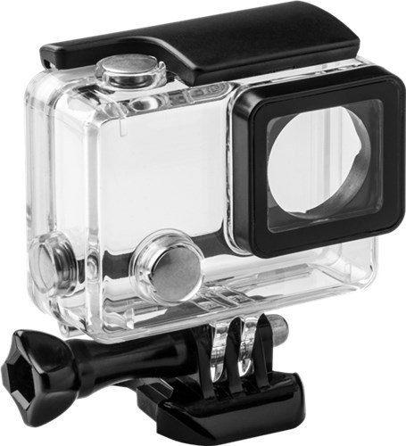 goobay Action Kameras Zubehör »Wasserdichtes Schutzgehäuse für GoPro-Geräte«