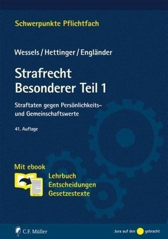 Broschiertes Buch »Strafrecht Besonderer Teil 01«