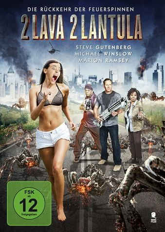 DVD »2 Lava 2 Lantula«
