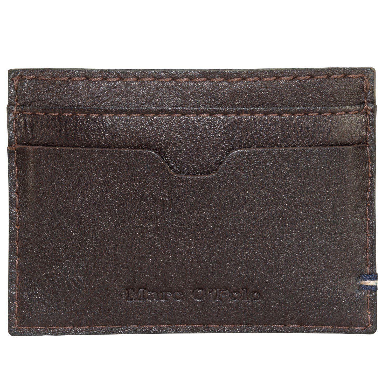 Marc O'Polo Casual Kreditkartenetui Leder 10 cm