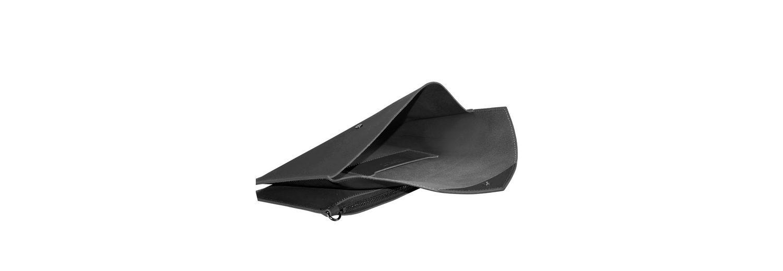 Lancaster Pur Smooth Mini Bag Umhängetasche Leder 26,5 cm