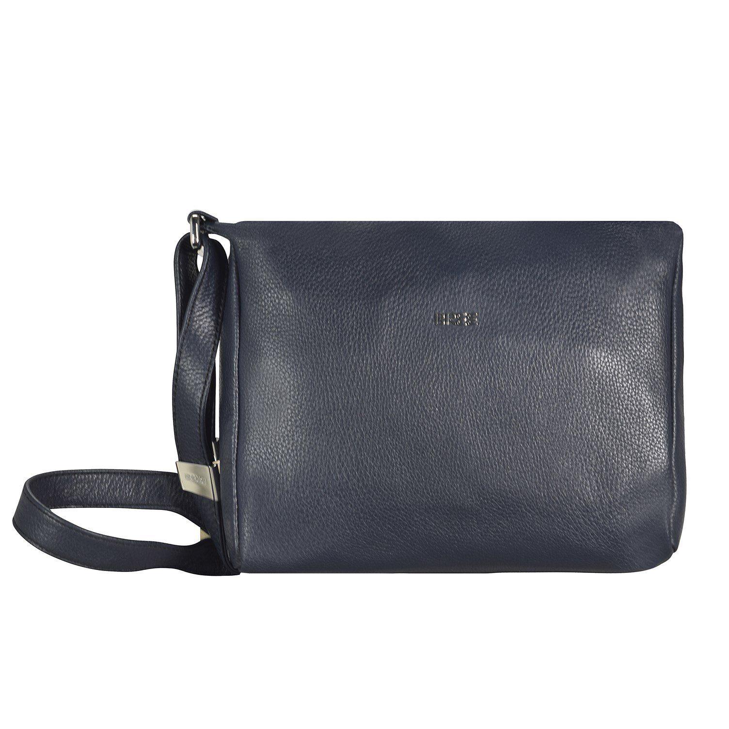 BREE Nola 2 Umhängetasche Leder 26 cm, Verschlussart: Reißverschluss online kaufen | OTTO