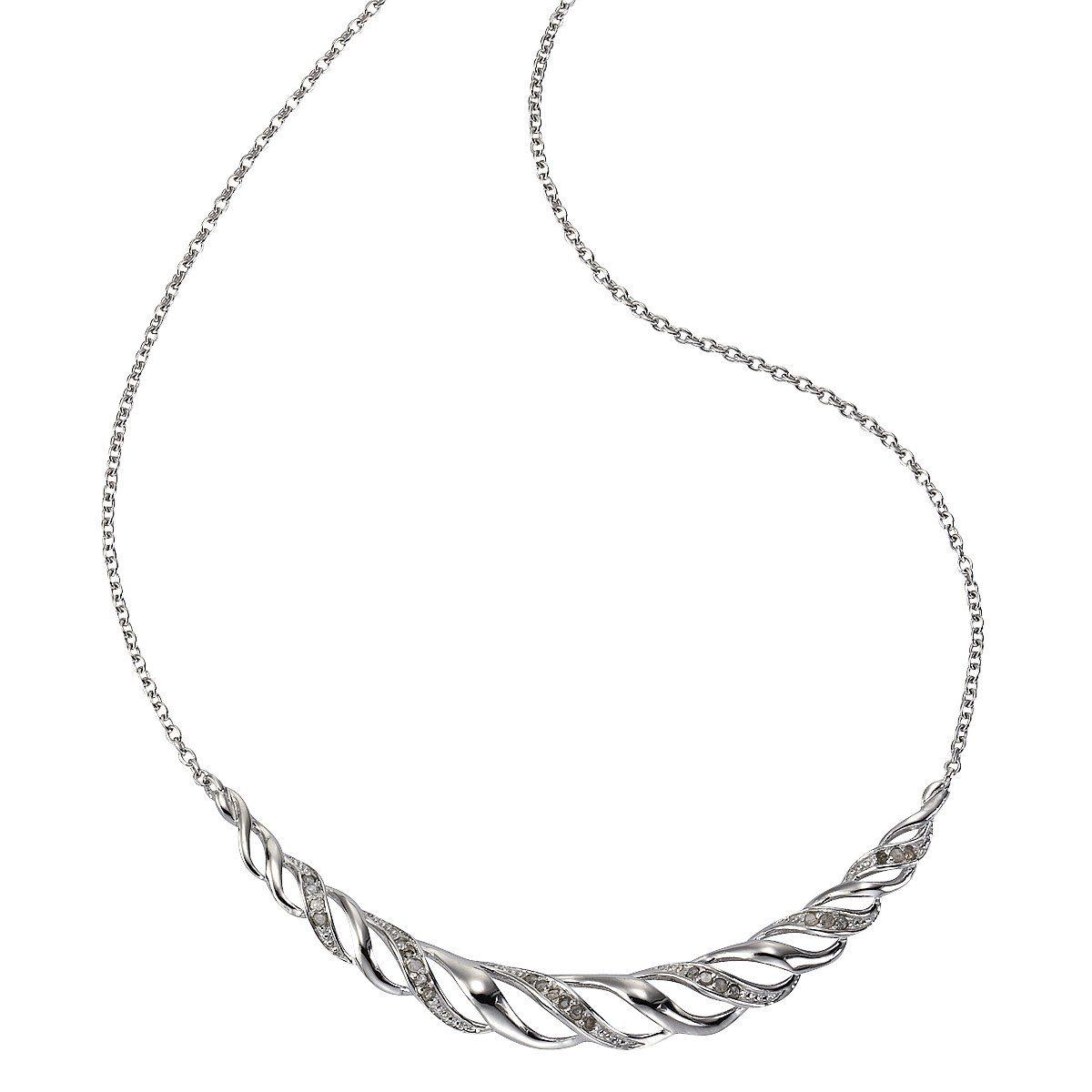 Diamonds by Ellen K. Collier »925/- Sterling Silber Diamant 0,25ct.«