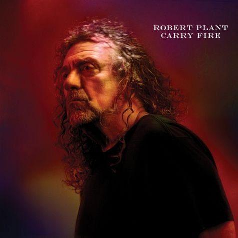 Audio CD »Robert Plant: Carry Fire«