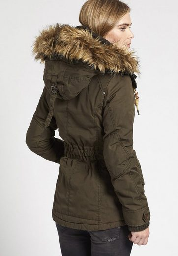 khujo Winterjacke MELBY WITH INNER JACKET
