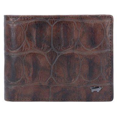Braun Büffel Melbourne II Geldbörse Leder 10 cm