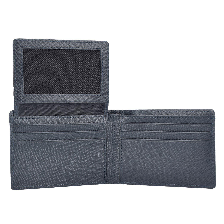 PORSCHE Design Saffiano Wallet H9 Geldbörse Leder 10 cm