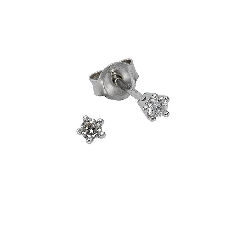 c27d54a4c7bc CELESTA Ohrstecker »925 - Sterling Silber Diamant«   OTTO