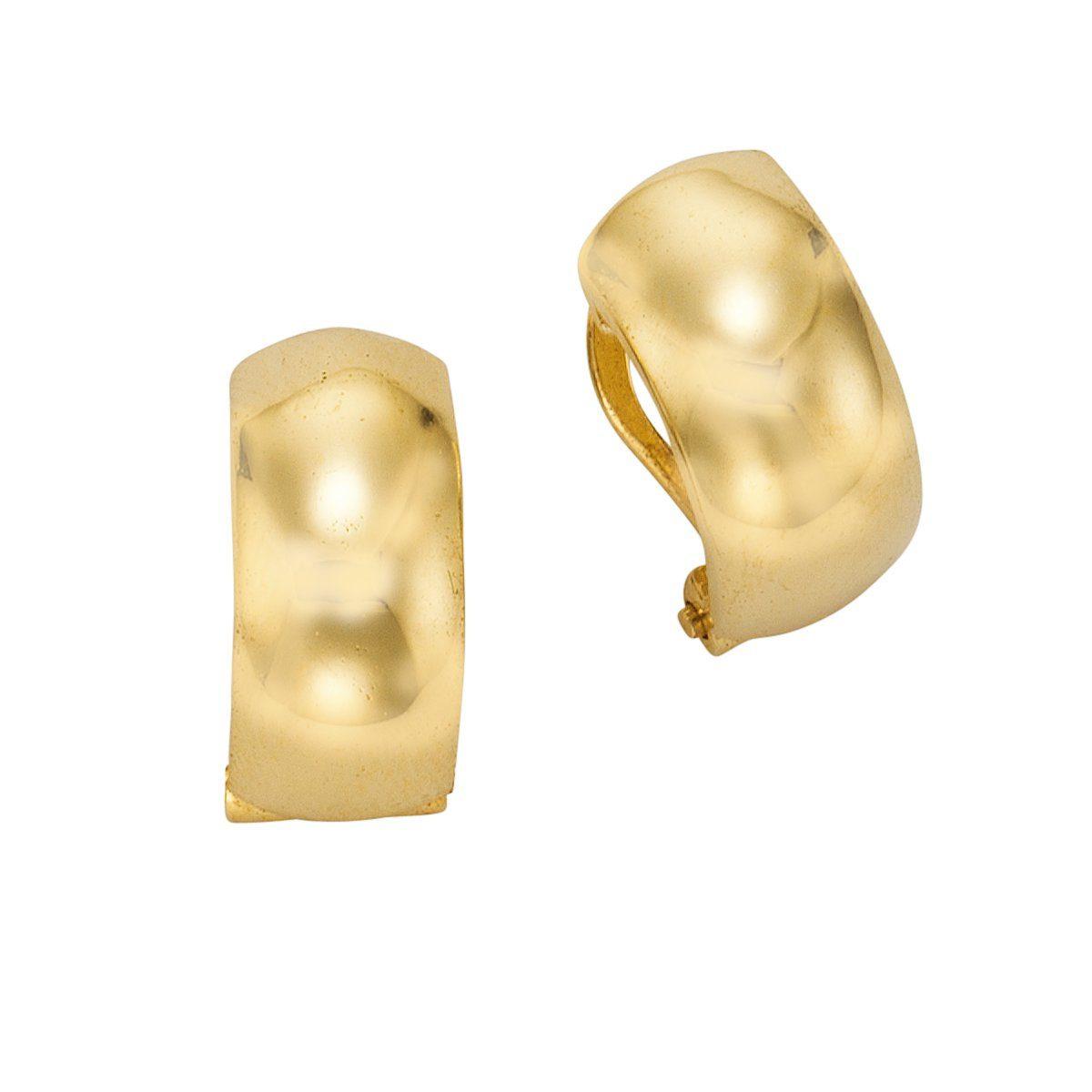 CELESTA Ohrclips »333/- Gelbgold«