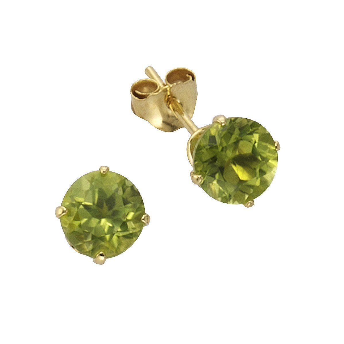 Fascination by Ellen K. Ohrstecker »333/- Gelbgold Peridot«