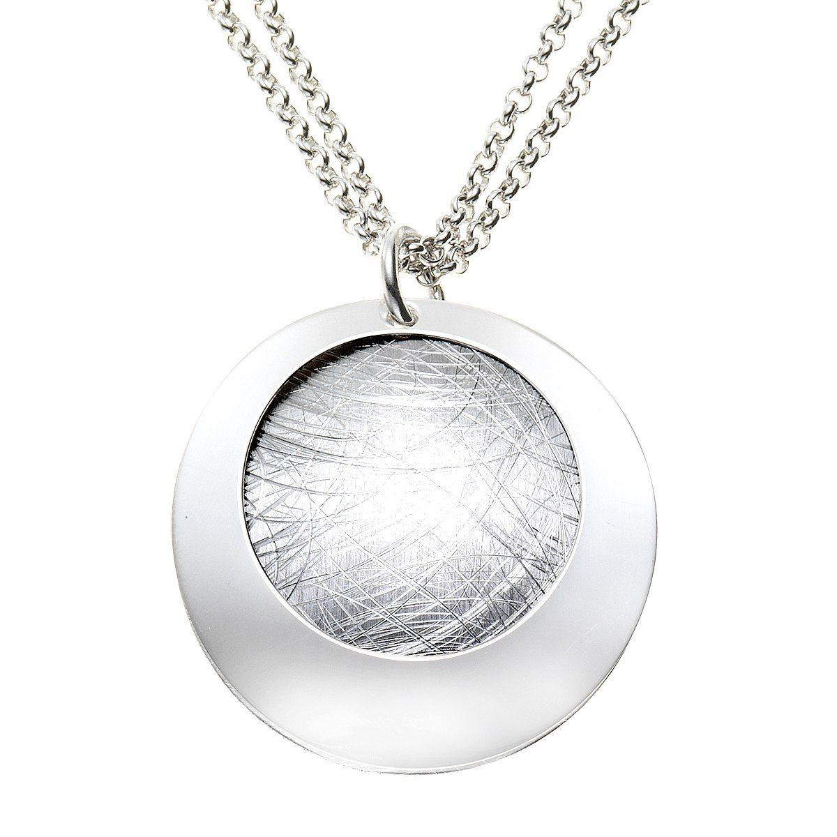 Zeeme Anhänger mit Kette »925/- Sterling Silber zweiteilig«