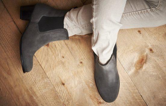 SHOEPASSION No. 203 Stiefelette, Rahmengenäht und von Hand gefertigt in Spanien