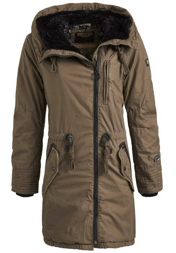 Khujo Parka Evodia With Teddy Lining In The Hood