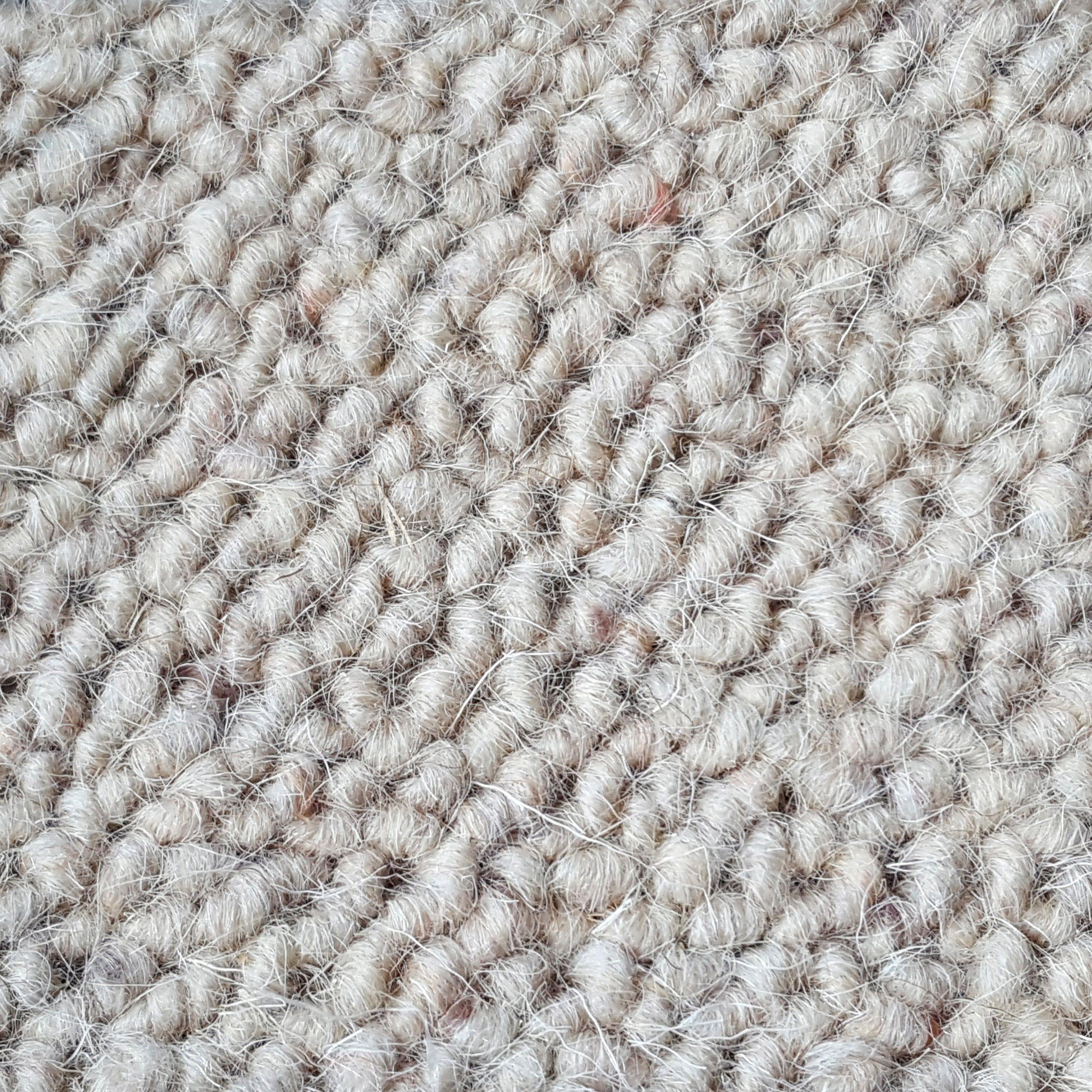 ANDIAMO Teppichboden »Bacura sandfarben«, Breite 400 cm