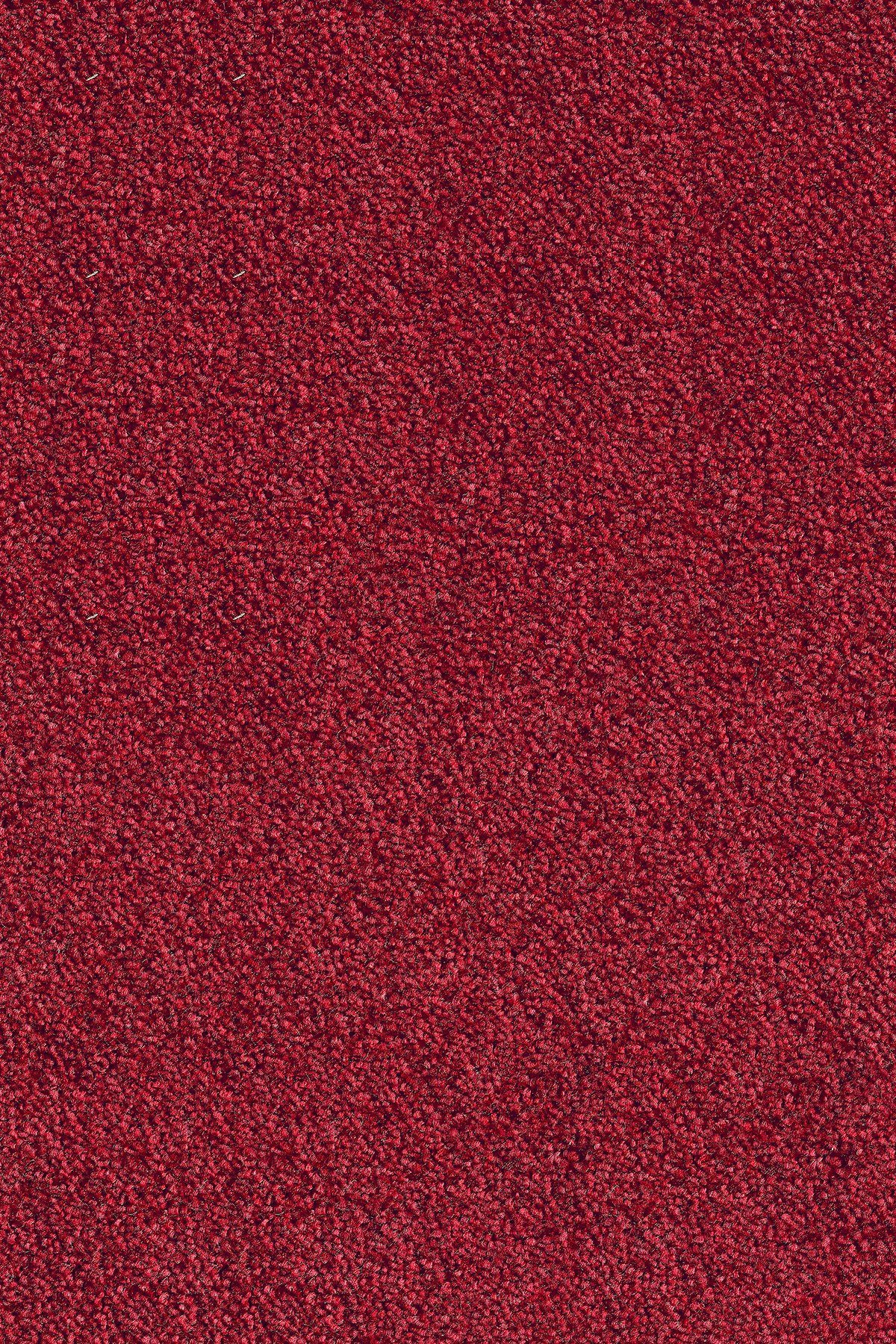 ANDIAMO Teppichboden »Levin rot«, Breite 400 cm