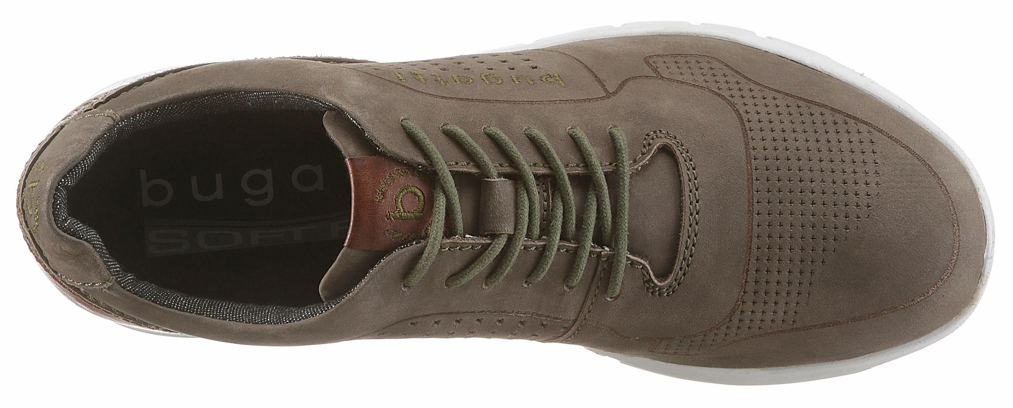Mode #3861 Easy Bugatti Sneaker mit nützlicher Easy #3861 Change Funktion cba85b