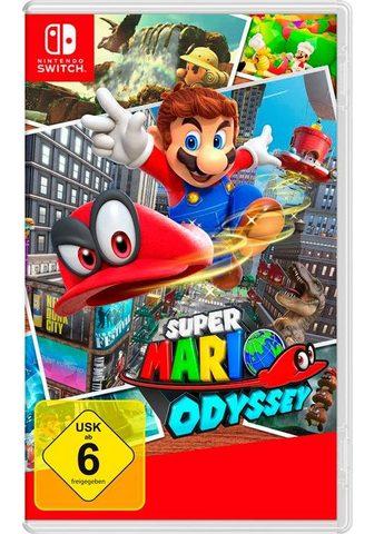 NINTENDO SWITCH Super Mario Odyssey Nintendo Šakotuvas...