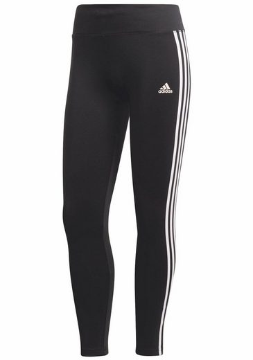 adidas Performance Funktionstights D2M RR 3STRIPES LONG